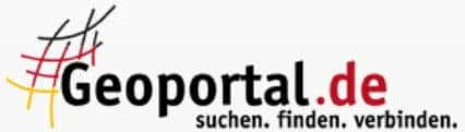 Geoportal Logo and Link